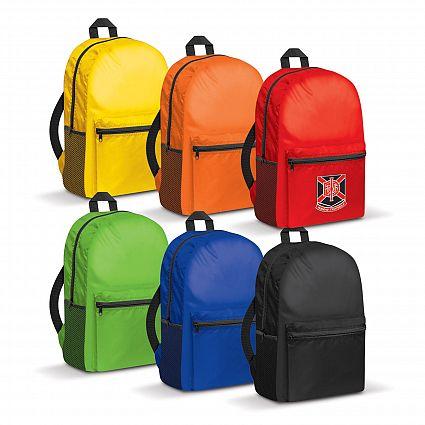 Promotional Corparate Custom Printed Bags Backpacks Bullet Backpack - 107677 Perth Australia