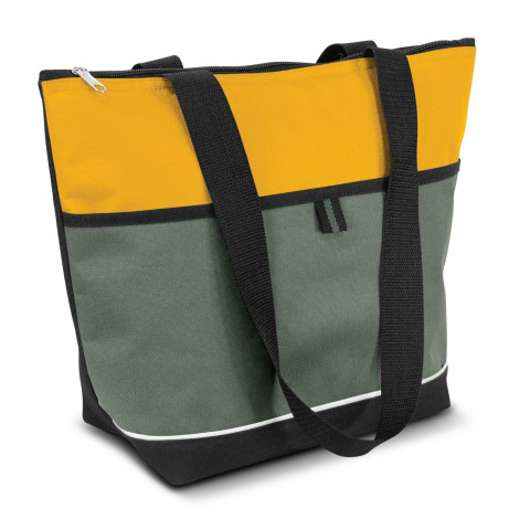 Promotional Yellow Diego Lunch Cooler Bags in Australia