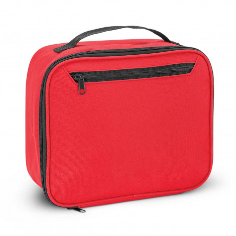 Promotional Red Zest Lunch Cooler Bags in Australia
