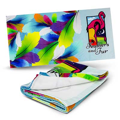 Custom Printed Picasso Beach Towels in Perth, Australia
