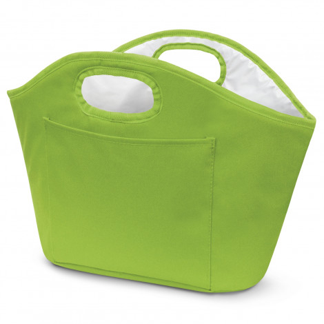 Custom Green Festive Ice Bucket Cooler Bags in Australia