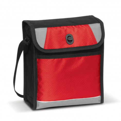 Custom Made Red Pacific Lunch Cooler Bags in Australia