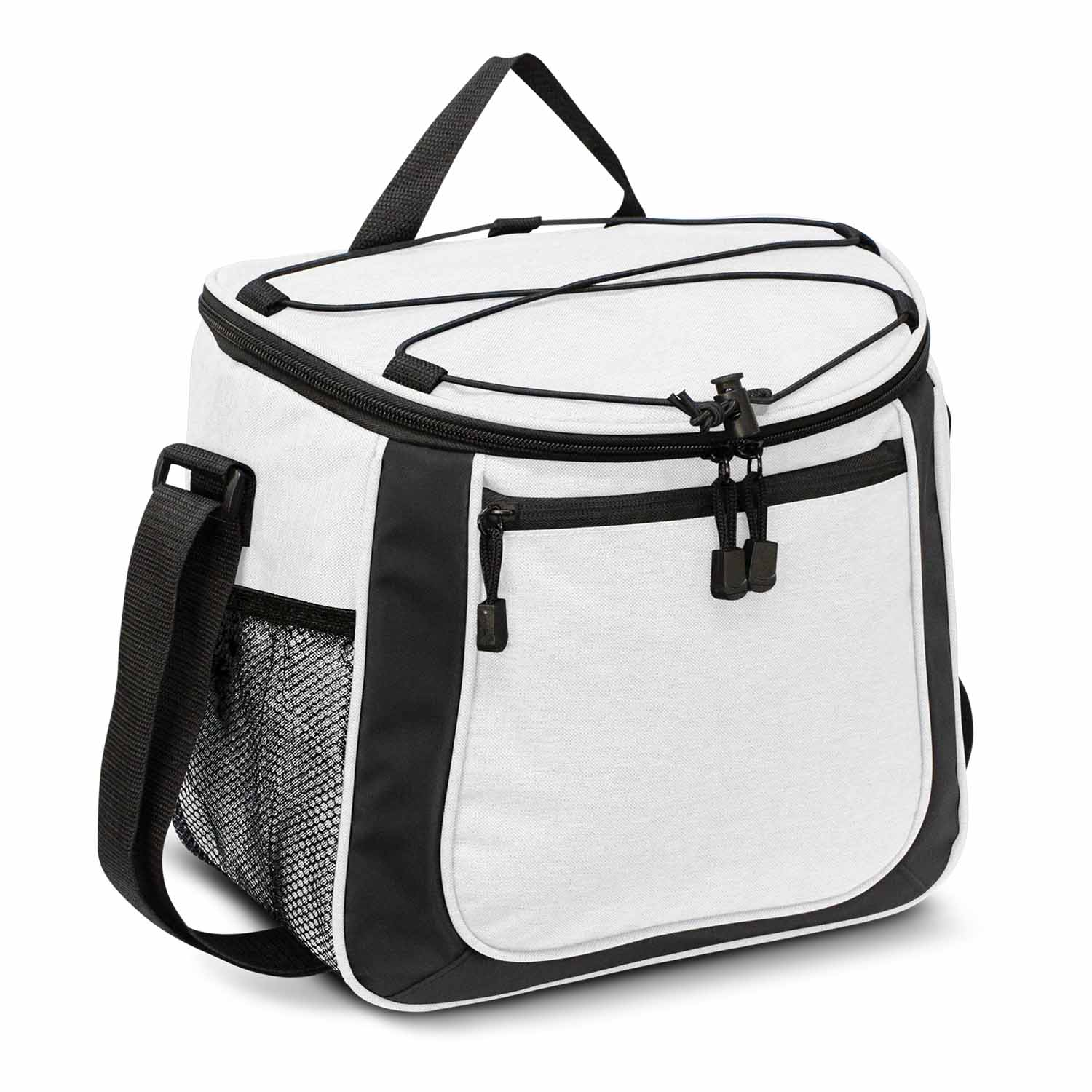 Promotional White Aspiring Cooler Bags in Perth