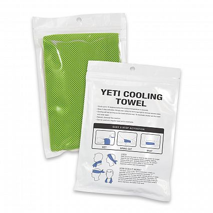 Promotional cooling towels online