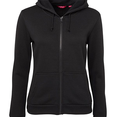 Custom Ladies P/C Full Zip Hoodie in Perth