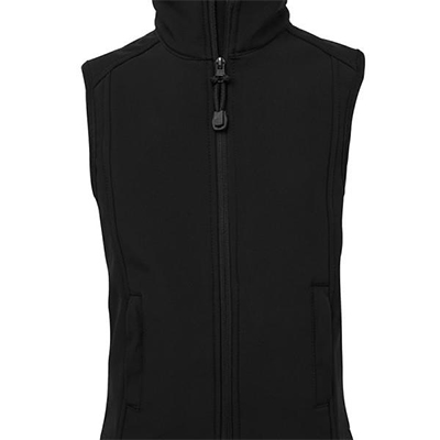Printed Layer Softshell Vest in Australia