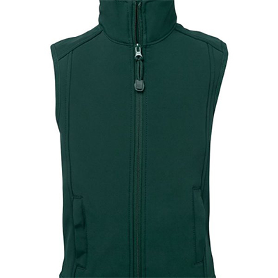 Promotional Layer Softshell Vest in Perth