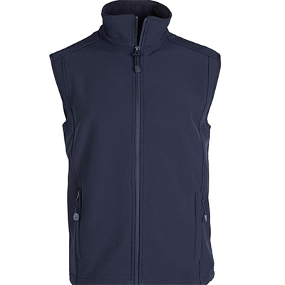 Custom Made Layer Softshell Vest in Perth