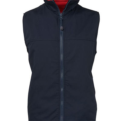 Get Reversible Vest Fleecys Online in Perth