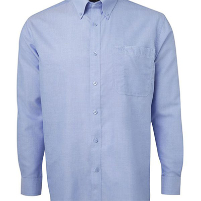 Custom Blue Oxford Shirts in Australia
