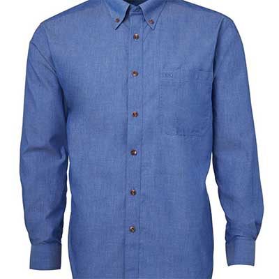 Custom Printed Indigo Adults Shirts Online in Perth