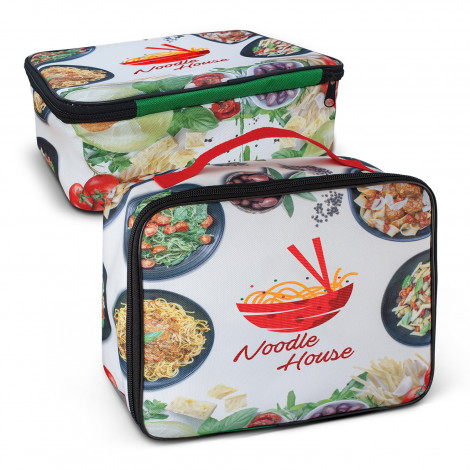 Printed Zest Lunch Cooler Bags in Perth