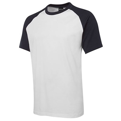 Promotional Corparate Custom Printed Apparels Tees & Singlets Tees ADULTS TWO TONE TEE - 1TT Perth Australia