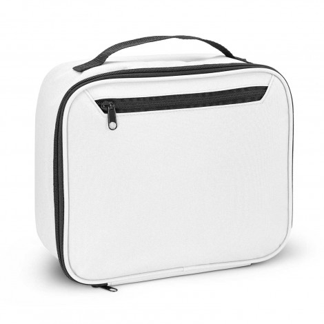 Personalised White Zest Lunch Cooler Bags Online in Australia