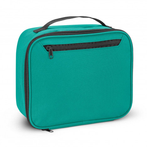 Personalised Teal Zest Lunch Cooler Bags in Perth