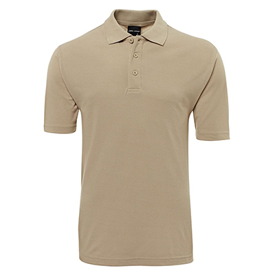 Promotional Corparate Custom Printed Apparels Polos Adults Shirts JBs Standard Polo 210 Perth Australia