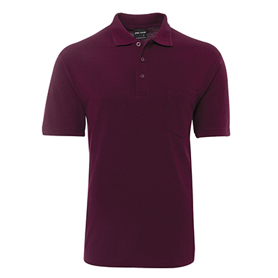 Promotional Corparate Custom Printed Adults Apparels Polo Shirts POCKET POLO - 210P Perth Australia