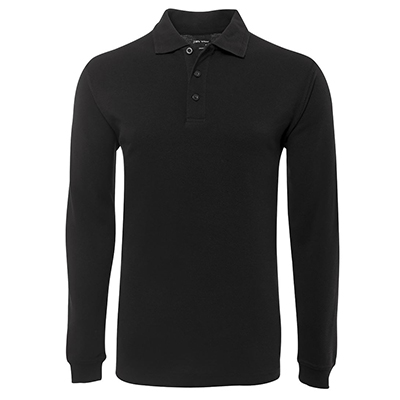 Get Custom Black Adults Polos Online in Perth