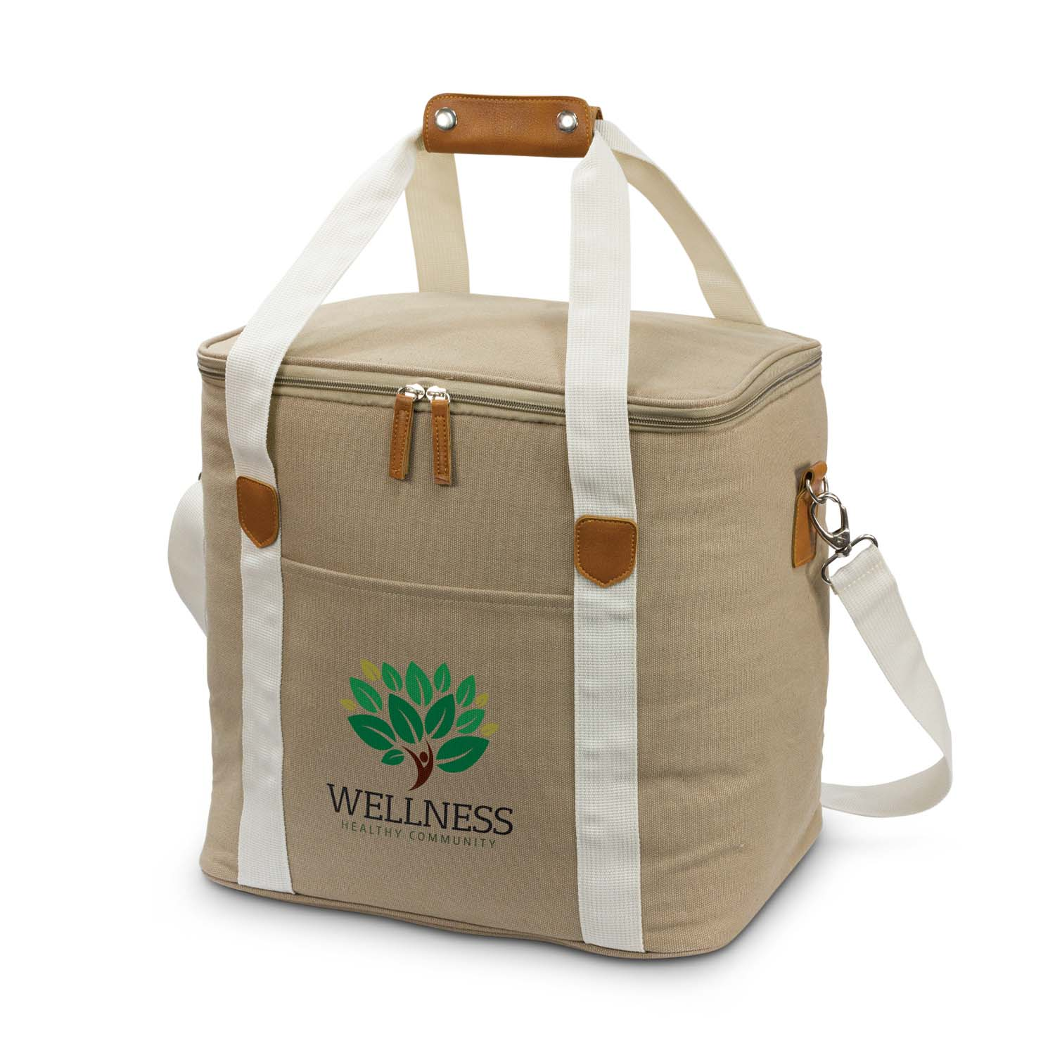 Custom Canvas Cooler Bags in Perth