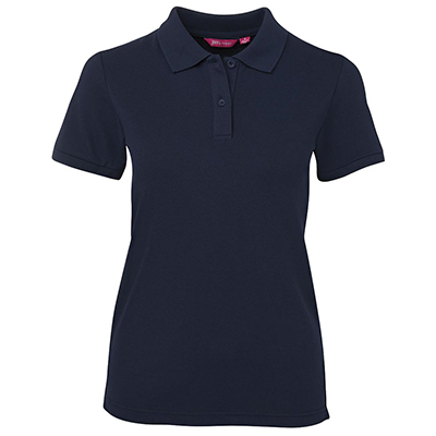 Promotional Corparate Custom Printed Apparels Polos Ladies LADIES FITTED POLO - 2FTP1 Perth Australia