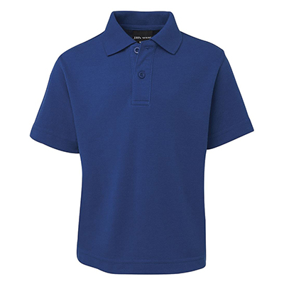 Promotional Corparate Custom Printed Apparels Polos Kids KIDS 210 POLO - 2KP JB's Perth Australia