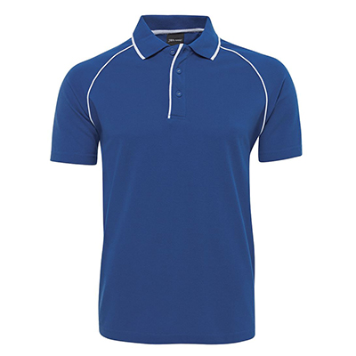 Promotional Corparate Custom Printed Apparels Polos Adults Shirts RAGLAN POLO - 2MRP Perth Australia