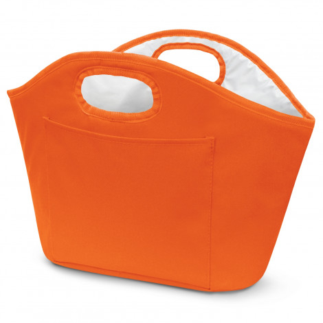 Promotional Orange Festive Ice Bucket Cooler Bag online
