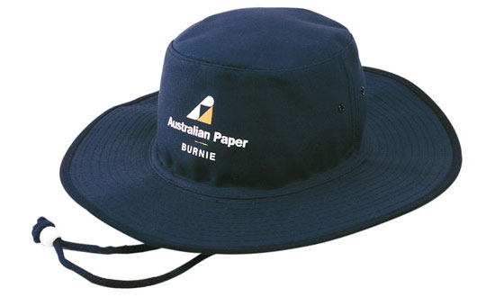 Promotional Corparate Custom Printed Bags Headwears Customized Hats Canvas Hat - 3791 Perth Australia