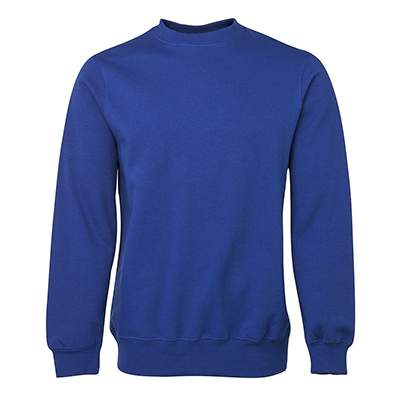 Custom Blue Fleecy Sweat in Perth