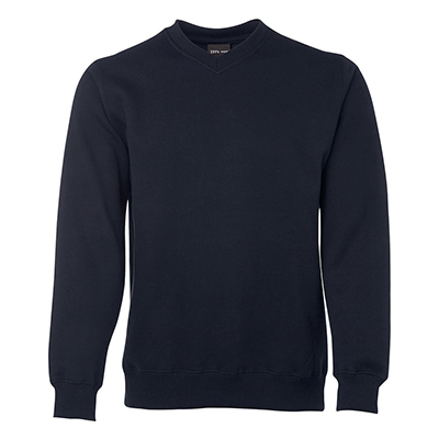 Buy Online V-neck Fleecy Sweat in Australia