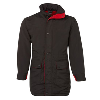 Promotional Corparate Custom Printed Apparels Hoodies Long Line Jacket - 3LL Perth Australia