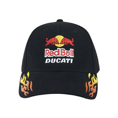Bags Headwears Specialty Cap Designs Brushed Heavy Cotton with Sonic Weld Flames - 4016 Perth Australia