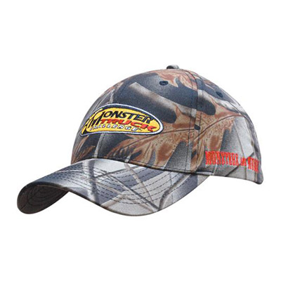 Bags Headwears Specialty Cap Designs Leaf Print Camouflage Cotton Twill - 4028 Perth Australia