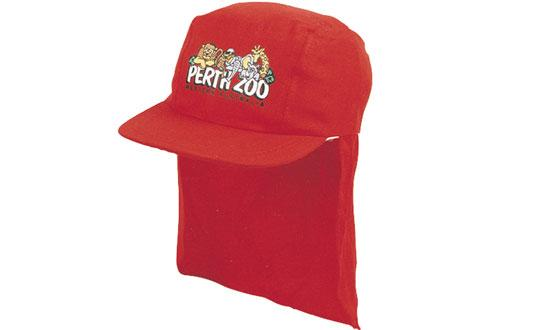 Bags Headwears Infants and Children Child's Cotton Legionnaire's Cap - 4128 Perth Australia