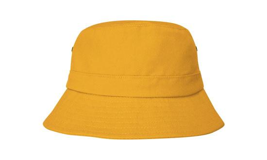 Bags Headwears Infants and Children Brushed Sports Twill Childs Bucket Hat - 4131 Perth Australia