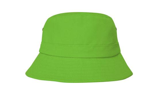Bags Headwears Infants and Children Brushed Sports Twill Youth Bucket Hat - 4133 Perth Australia