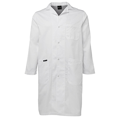 Buy Custom Food Industry Dust White Coats in Australia