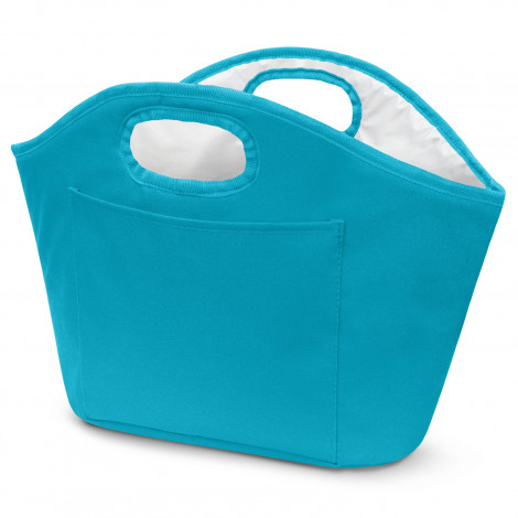 Sky Blue Festive Ice Bucket Cooler Bag in Perth