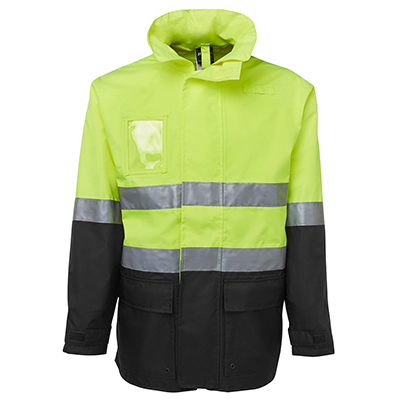 Hi Vis (D N) Long Line Jacket - 6DNLL