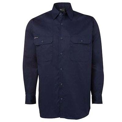Apparels Traditional Workwear SHIRTS Traditional WW SHIRTS WORK SHIRT - 6WSLL L/S 150G Perth Australia