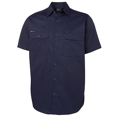 Apparels Traditional Workwear SHIRTS WW SHIRTS WORK SHIRT - 6WSLS S/S 150G Perth Australia