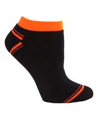 Promotional Corparate Custom Printed Apparels Industry Footwear SOCKS ANKLE SOCK (3 PACK) - 6WWS1 Perth Australia