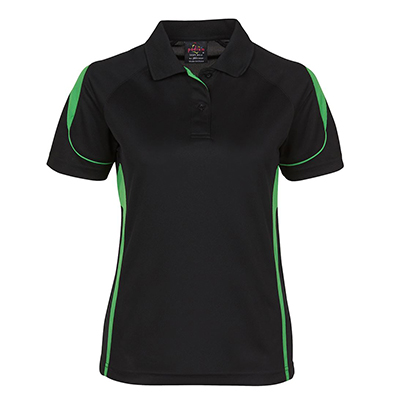 Adults Sublimation Custom Printed Made Athletics Tees & Polos Apparels Polo Shirts Kids and Adults Bell Polo - 7BEL Perth Australia