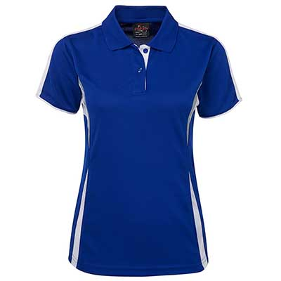 Promotional Corparate Custom Printed Apparels Polos Ladies PODIUM LADIES COOL POLO - 7COP1 Perth Australia