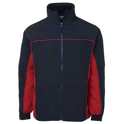 Promotional Corparate Custom Printed Apparels Sportswear JACKETS PODIUM CONTRAST WARM UP JACKET - 7CWUJ Perth Australia