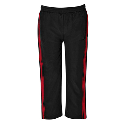 Promotional Corparate Custom Printed Apparels Sportswear PANTS PODIUM DUAL STRIPE WARM UP PANT - 7WDP Perth Australia