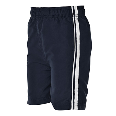 Promotional Corparate Custom Printed Apparels Sportswear SHORTS Dual Stripe Warm Up Shorts - 7WDS Perth Australia