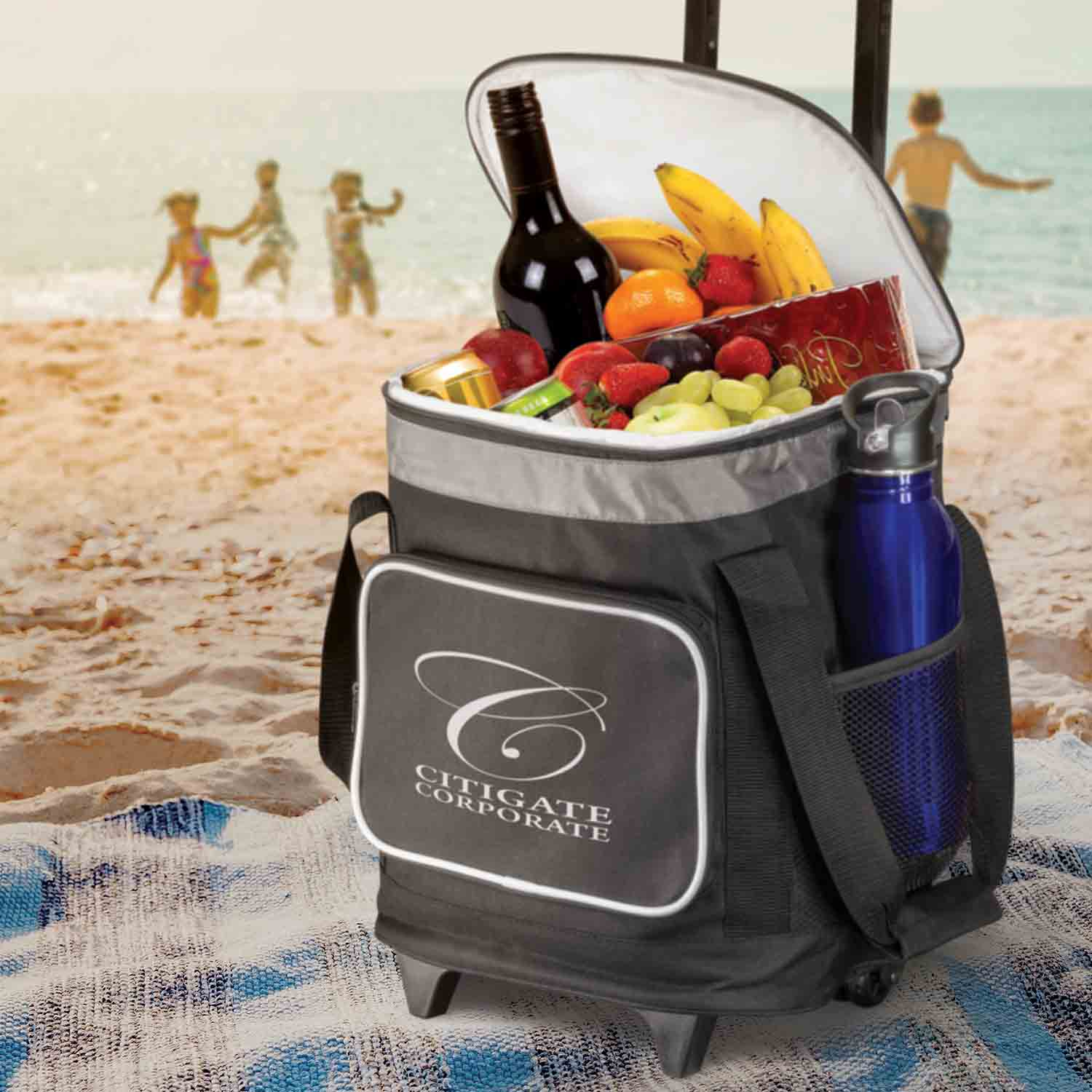 Promotional Glacier Cooler Trolley in Australia