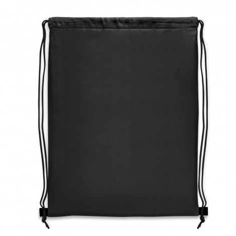 Printed Balck Drawstring Cooler Backpacks in Australia