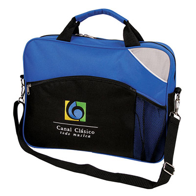 Promotional Corparate Custom Printed Conference bags Churchill Conference Bag - G1031/BE1031 Perth Australia